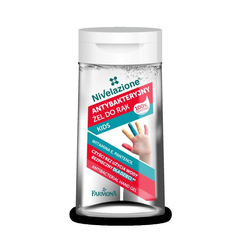Nivelazione Kids Antibacterial Hand Gel