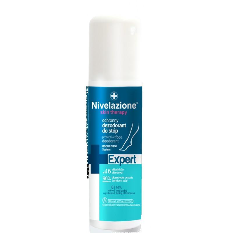 Nivelazione Skin Therapy Protective Foot Deospray