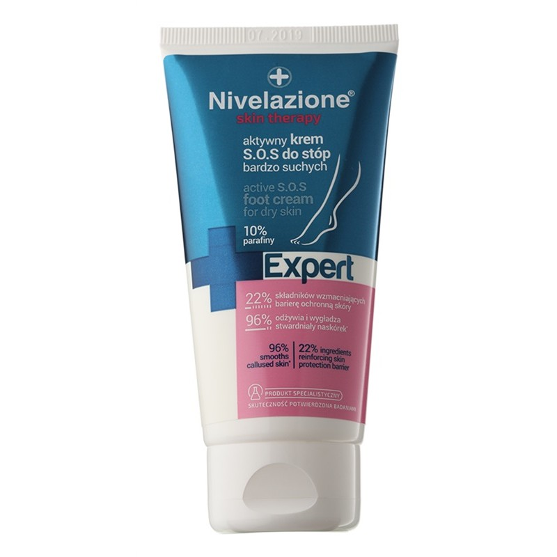 Nivelazione Skin Therapy Active S.O.S Foot Cream