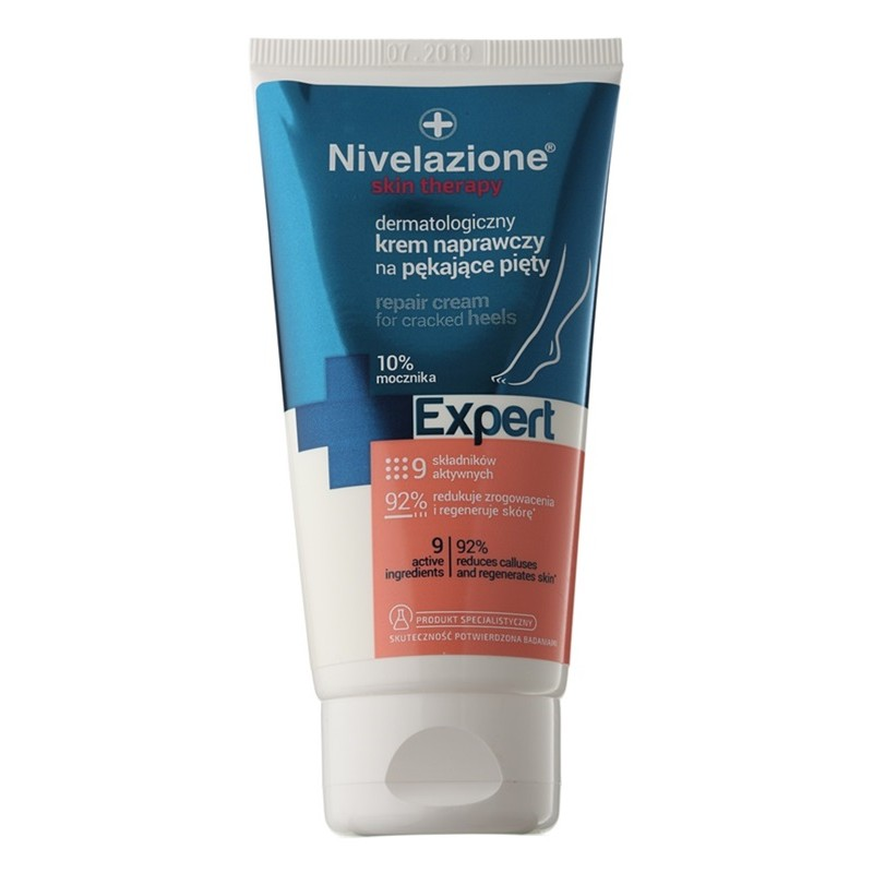 Nivelazione Skin Therapy Cracked Heels Repair Cream