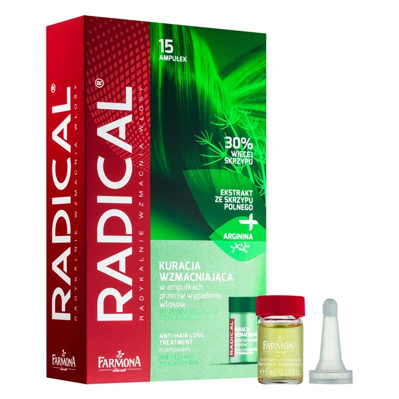 Radical Anti-Hairloss Treatment