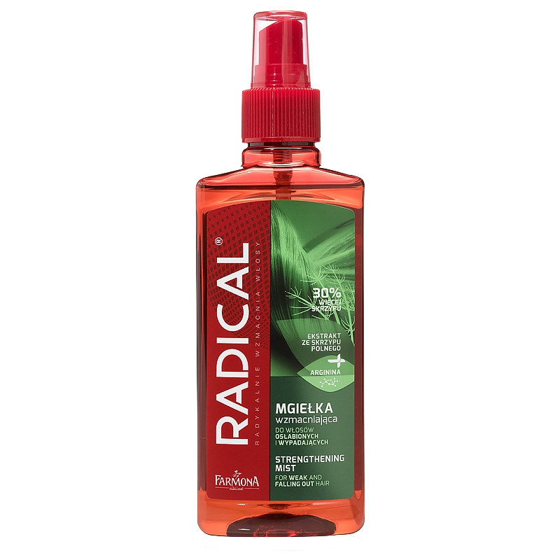 Radical Strengthening Mist Weak Hair