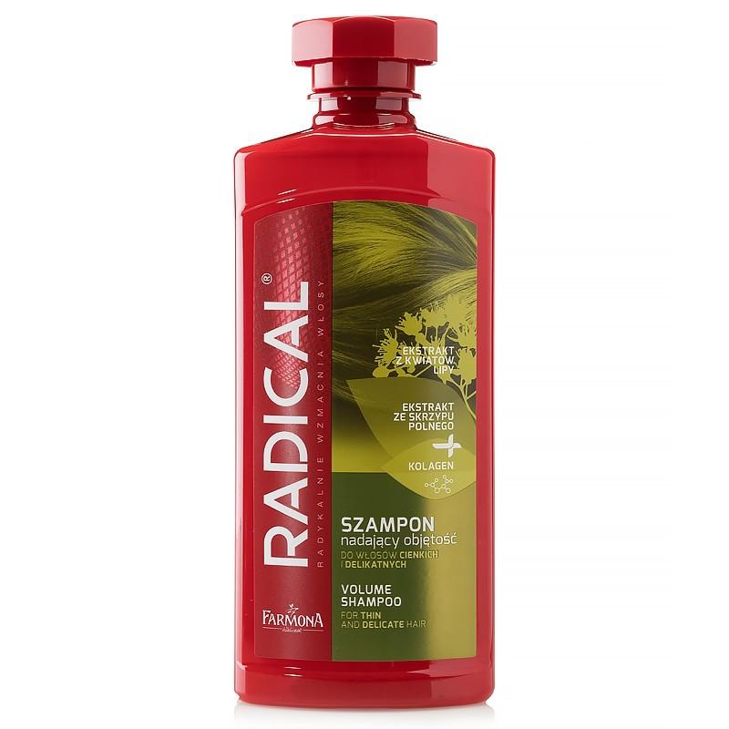 Radical Volume Shampoo Thin Hair