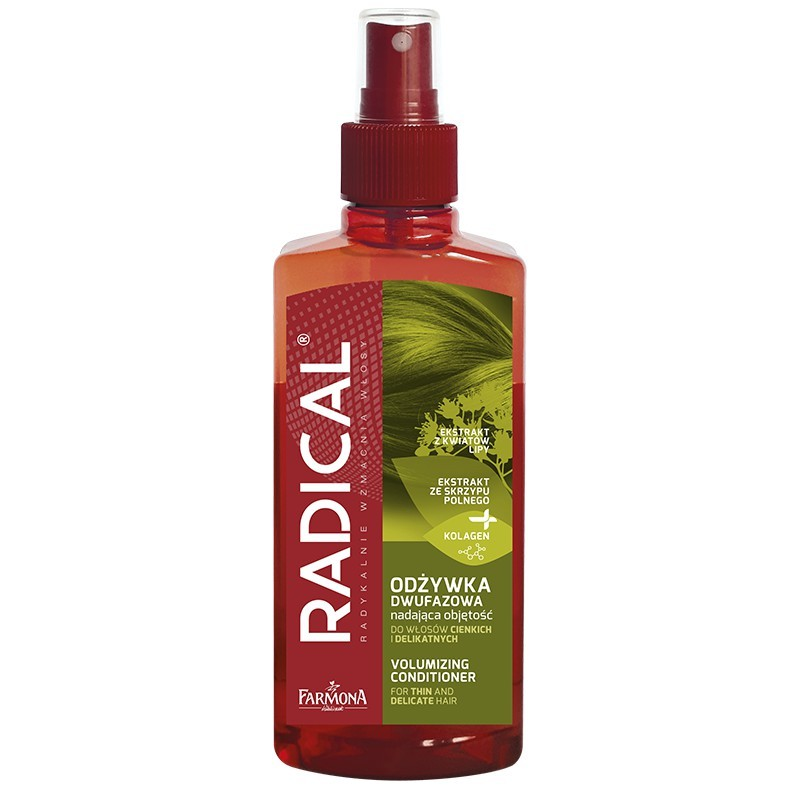 Radical Volumizing Conditioner Spray Thin Hair