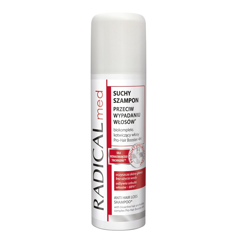 Radical Med Anti Hair Loss Dry Shampoo