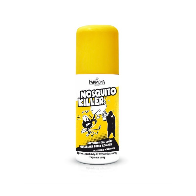Mosquito Killer Insect Repellent Fragrance Spray