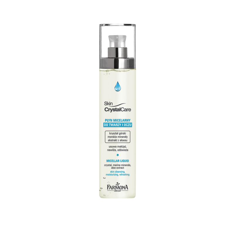 Skin AquaIntensive CrystalCare Micellar Liquid