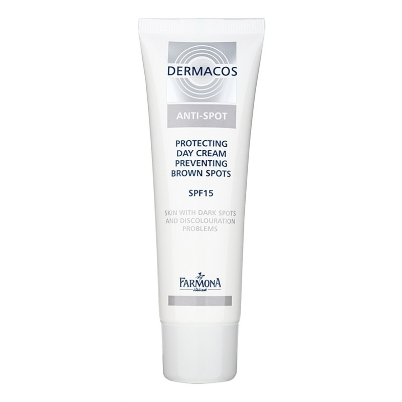 Dermacos Anti-Spot Day Cream SPF15