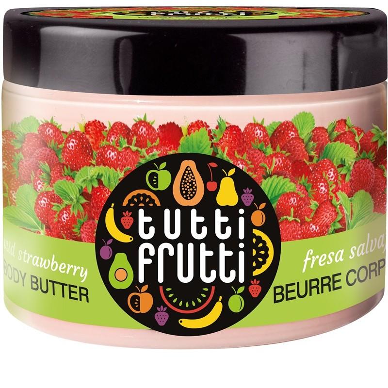 Tutti Frutti Wild Strawberry Body Butter