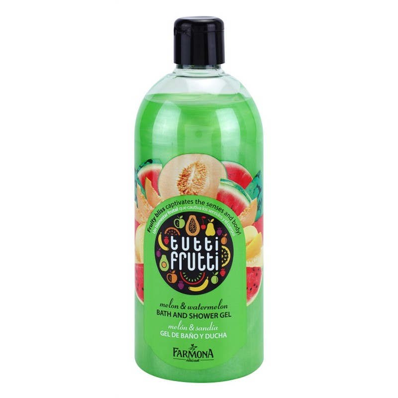 Tutti Frutti Melon & Watermelon Shower Gel
