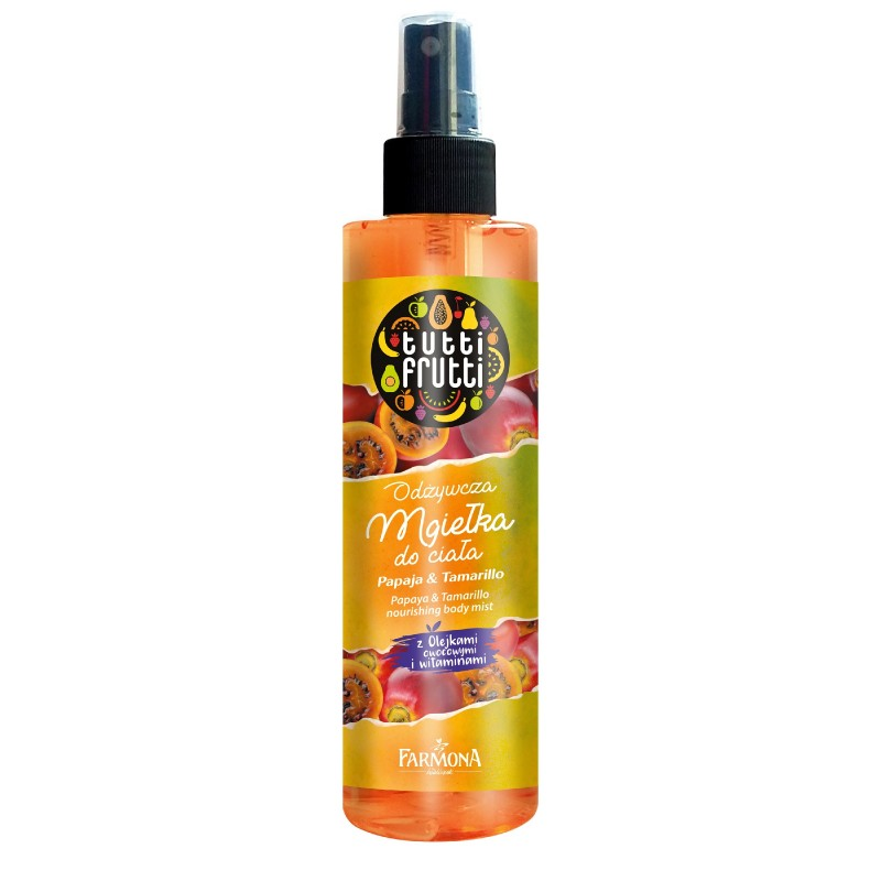 Tutti Frutti Papaya & Tamarillo Nourishing Body Mist