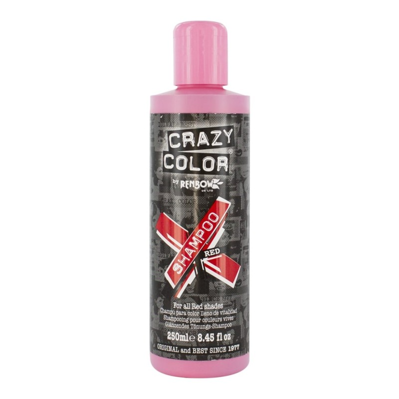 Renbow Crazy Color Shampoo Red