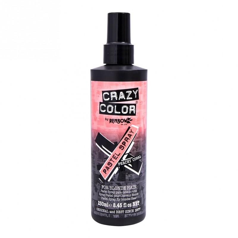 Renbow Crazy Color Pastel Spray Peachy Coral