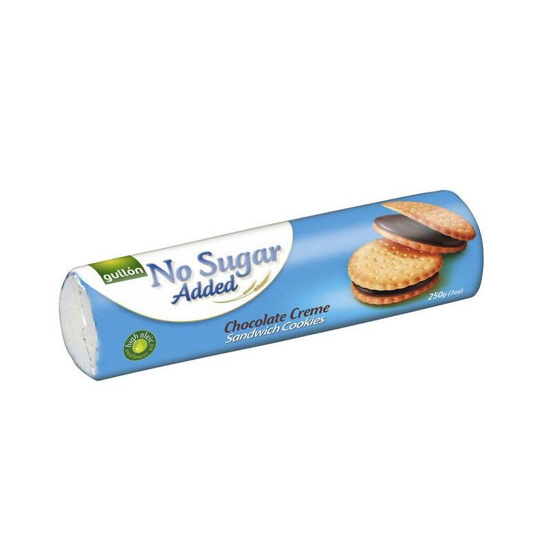 Gullón Sugar Free Chocolate Creme Sandwich Cookies