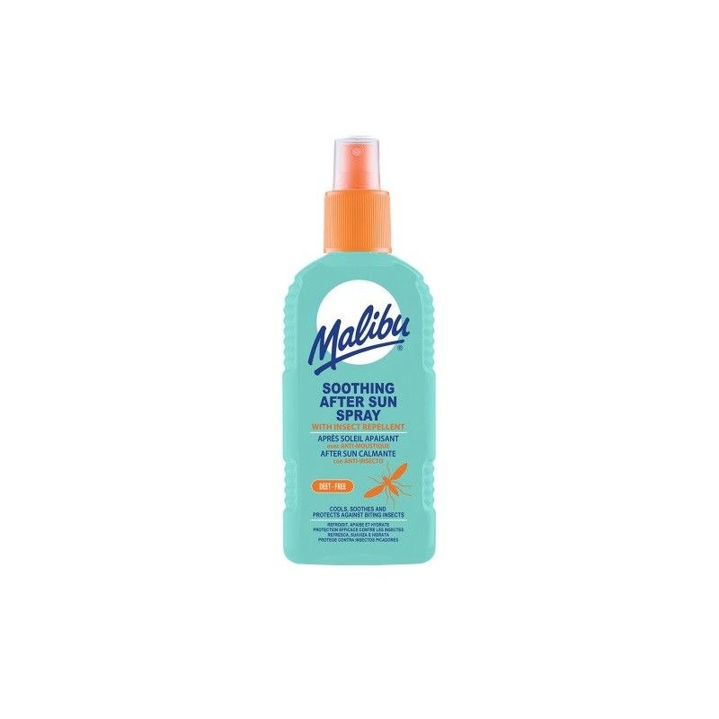 Malibu Soothing Insect Repellent After Sun Spray