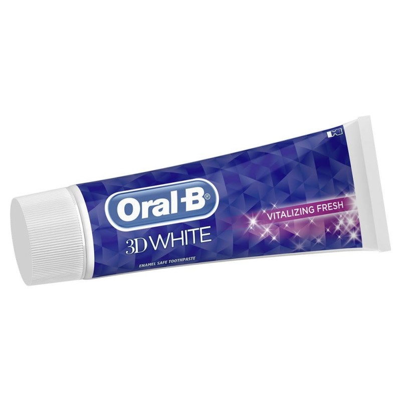 Oral-B 3D White Vitalizing White