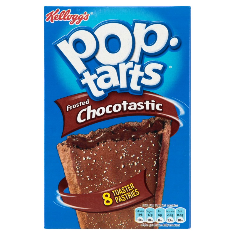 Pop Tarts Frosted Chocotastic