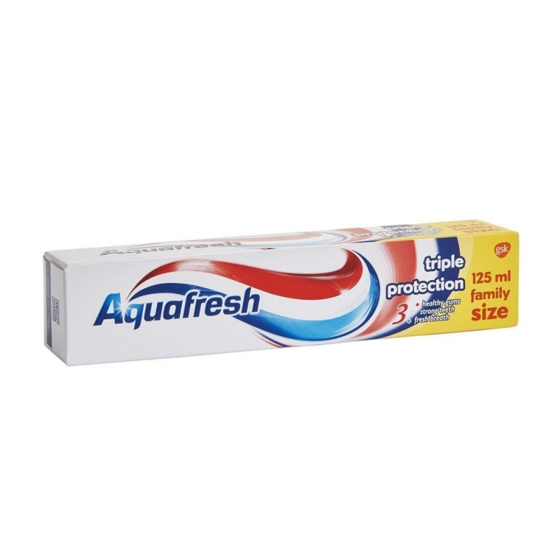 Aquafresh Triple Protection