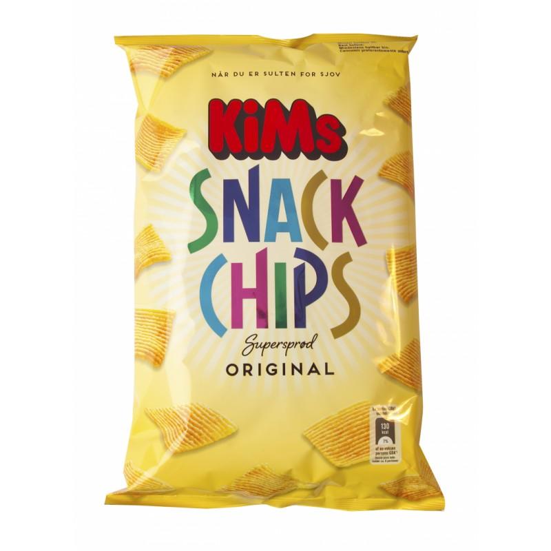 Kims Snack Chips Original