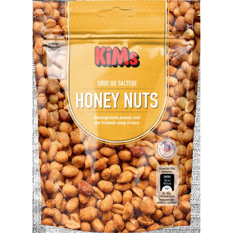 Kims Honey Nuts