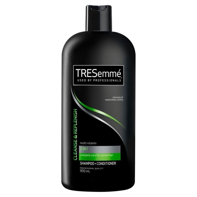Tresemmé 2in1 Cleanse & Replenish Shampoo & Conditioner