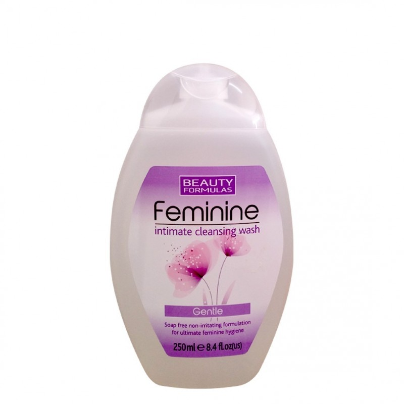 Beauty Formulas Feminine Intimate Cleansing Wash
