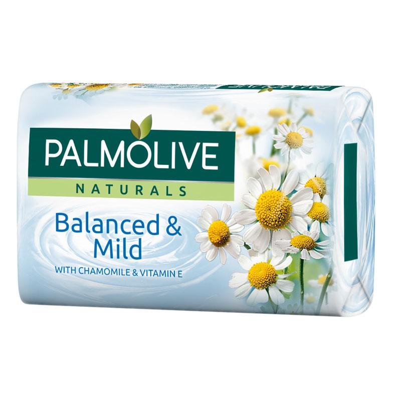 Palmolive Balanced & Mild Vitamin E Soap Bar