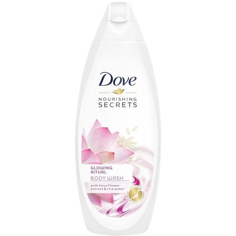 Dove Glowing Rituals Body Wash