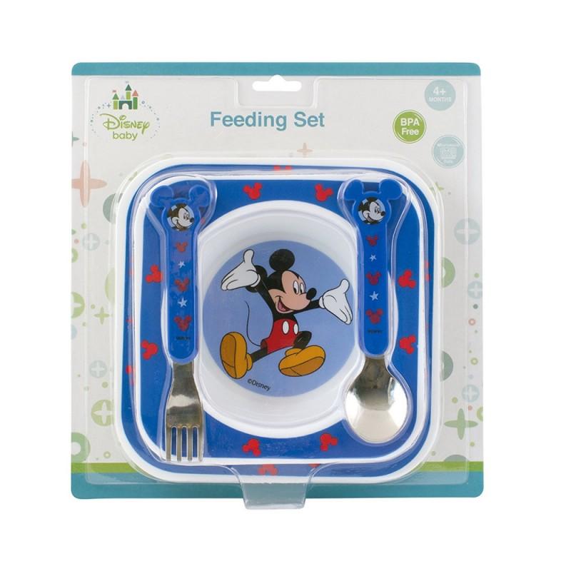 Disney Baby Mickey Mouse Feeding Set