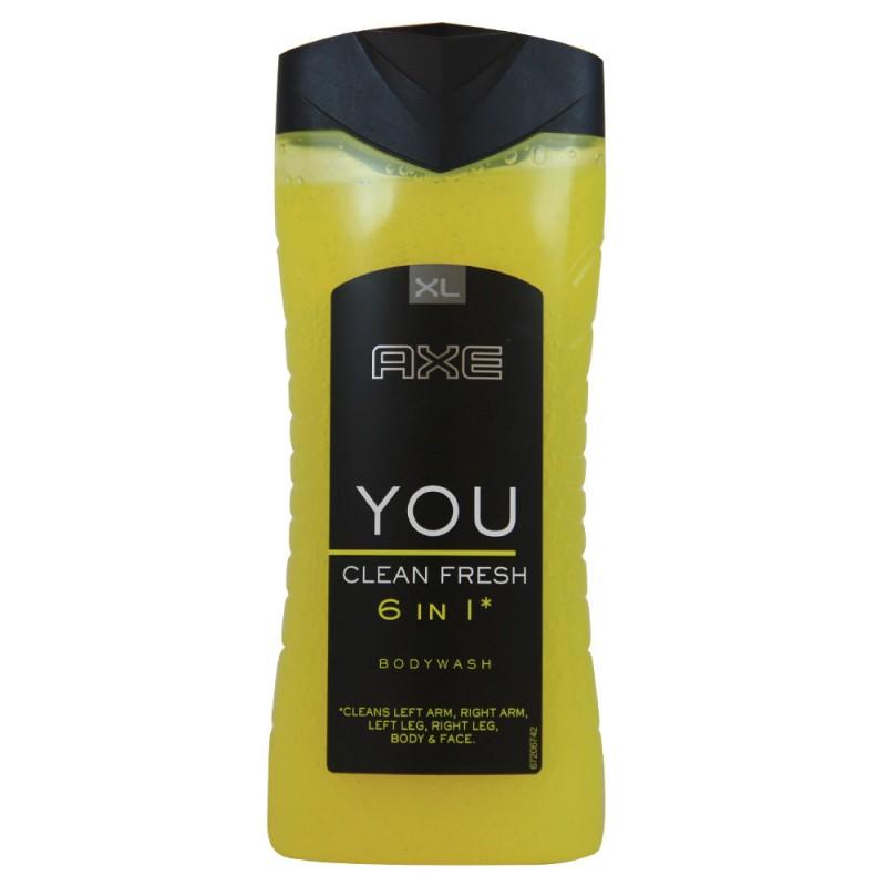 Axe You 6in1 Shower Gel