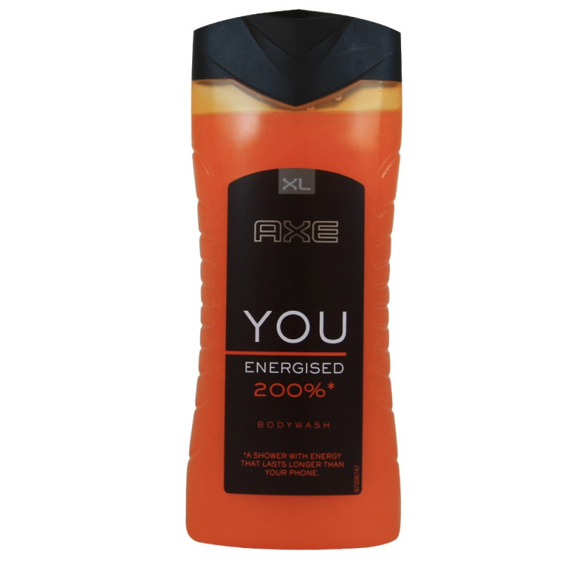 Axe You Energised Shower Gel
