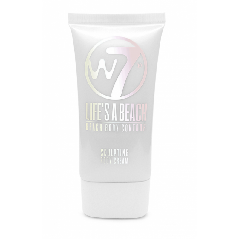 W7 Life's a Beach Body Sculpting Cream Beach Babe Bronze