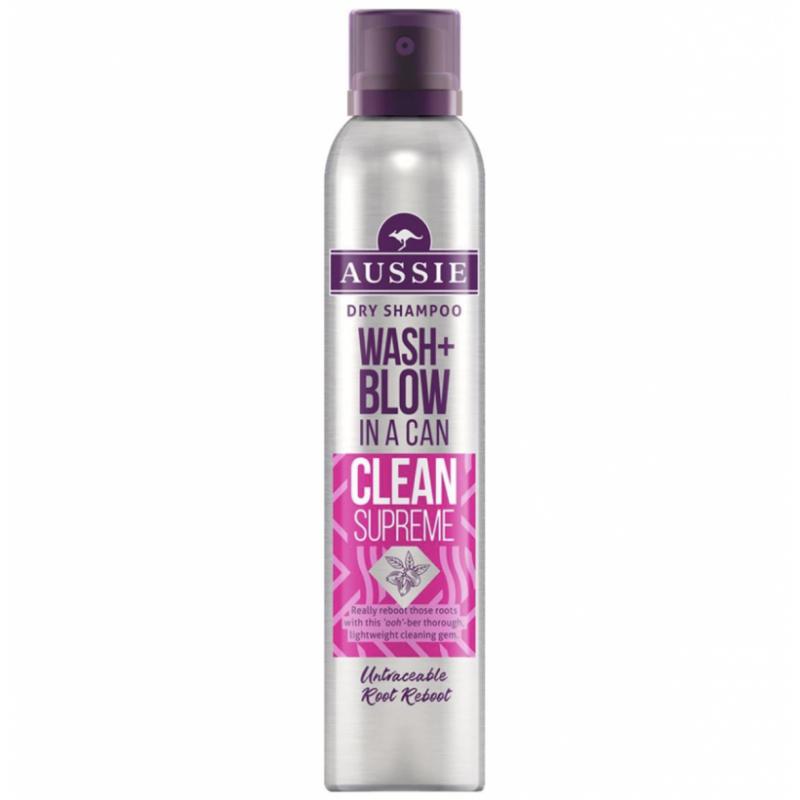 Aussie Clean Supreme Dry Shampoo