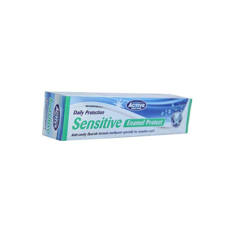 Active Oral Care Sensitive Enamel Protect Toothpaste