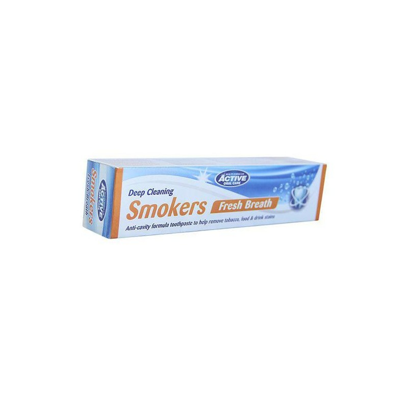 Active Oral Care Smokers Fresh Breath Toothpaste