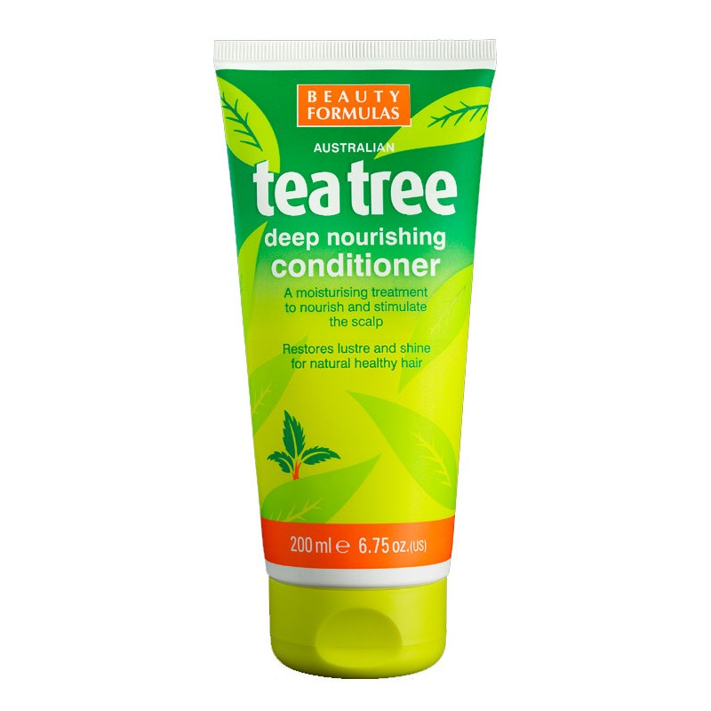 Beauty Formulas Tea Tree Deep Nourishing Conditioner