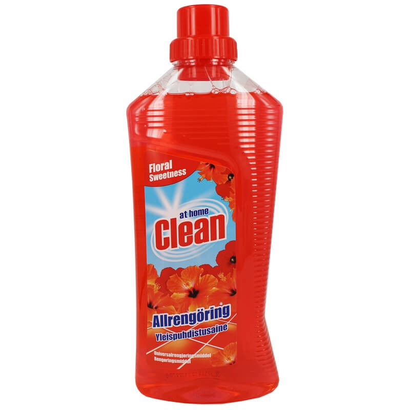 At Home Clean All Purpose Cleaner Floral Sweetness