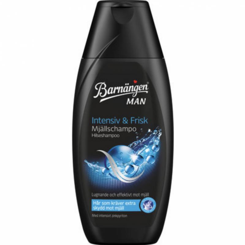 Barnängen Man Intense & Fresh Dandruff Shampoo