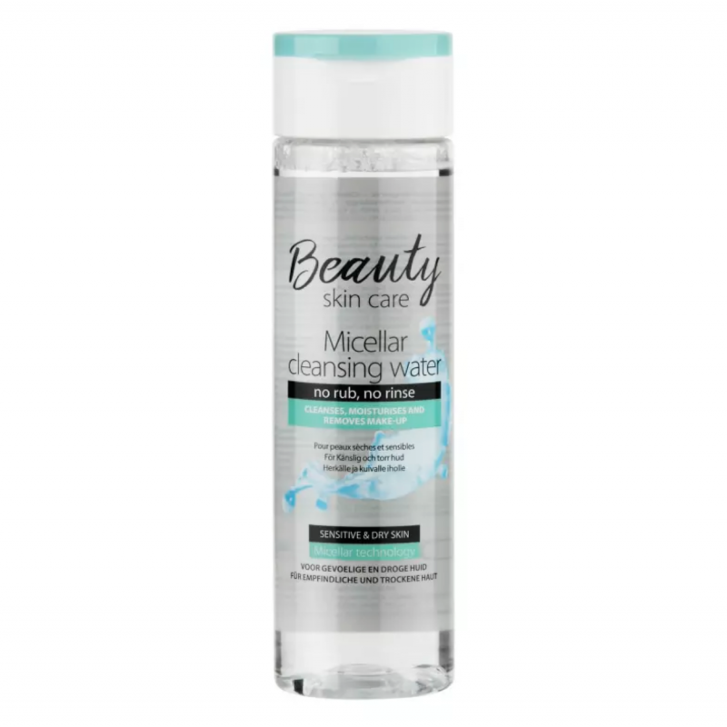 Beauty Skin Care Micellar Cleansing Water