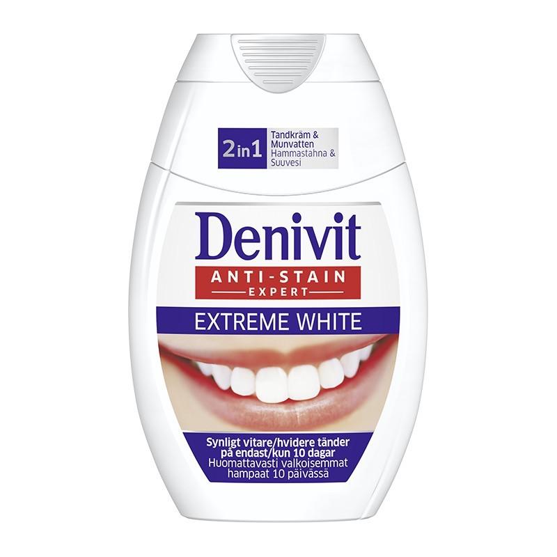 Denivit 2in1 Anti-Stain Extreme White