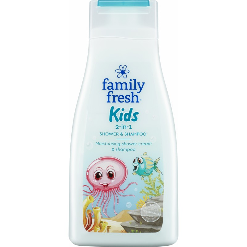 Family Fresh Kids Shower & Shampoo