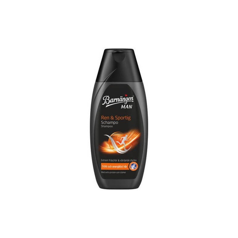 Barnängen Man Clean & Sporty Shampoo