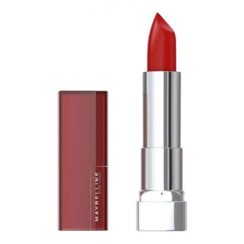 Maybelline Color Sensational Matte Lipstick 965 Siren In Scarlet