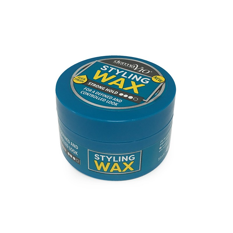 DermaV10 Styling Wax Strong Hold