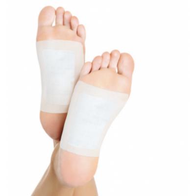 detoxplåster under fötterna