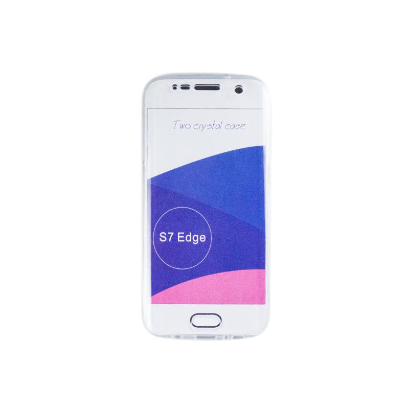 BasicsMobile Samsung S7 Edge Full Cover