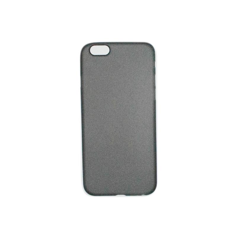 BasicsMobile iPhone 6 Back Cover Black
