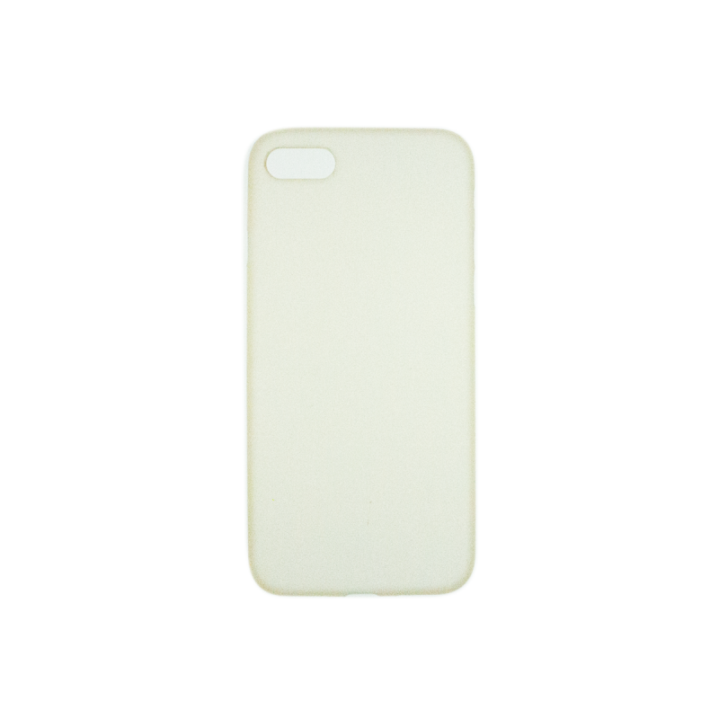 BasicsMobile iPhone 6/7/8 Back Cover Yellow