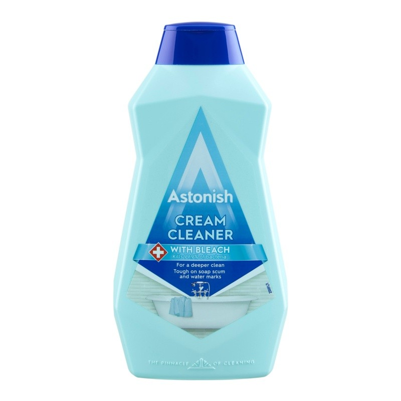 Astonish Bleach Cream Cleaner