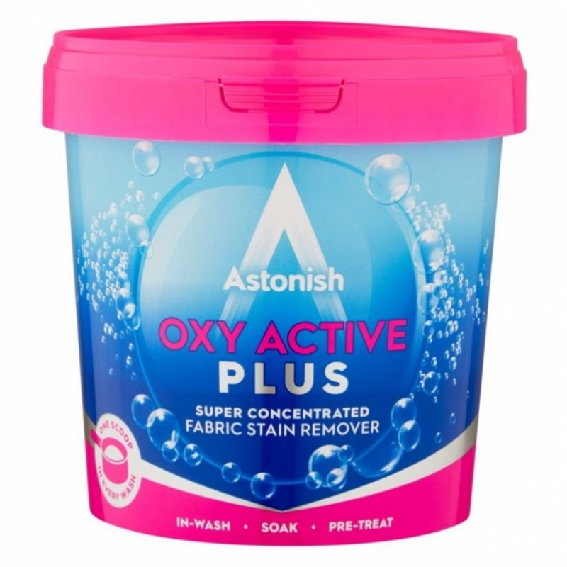 Astonish Oxy Active Plus Stain Remover